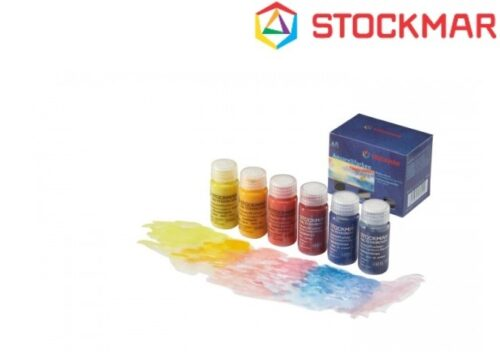 Watercolour assortment 20 ml 6 colours
